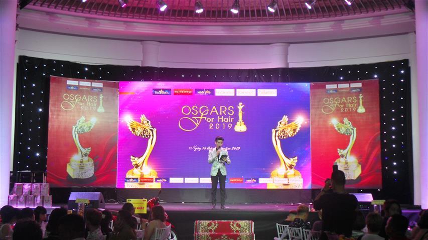 [Oscar_for_Hair] Sự kiện lớn nhất ngành tóc Việt Nam năm 2019.