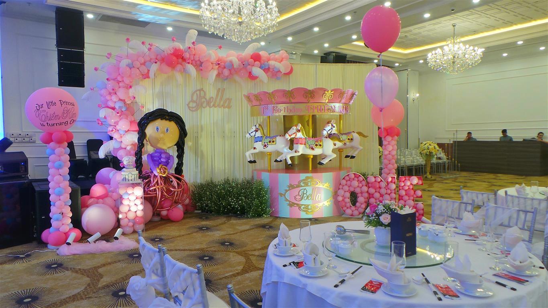 Tiệc Mừng #Thôi_Nôi Thiên Kim – RoseAlba