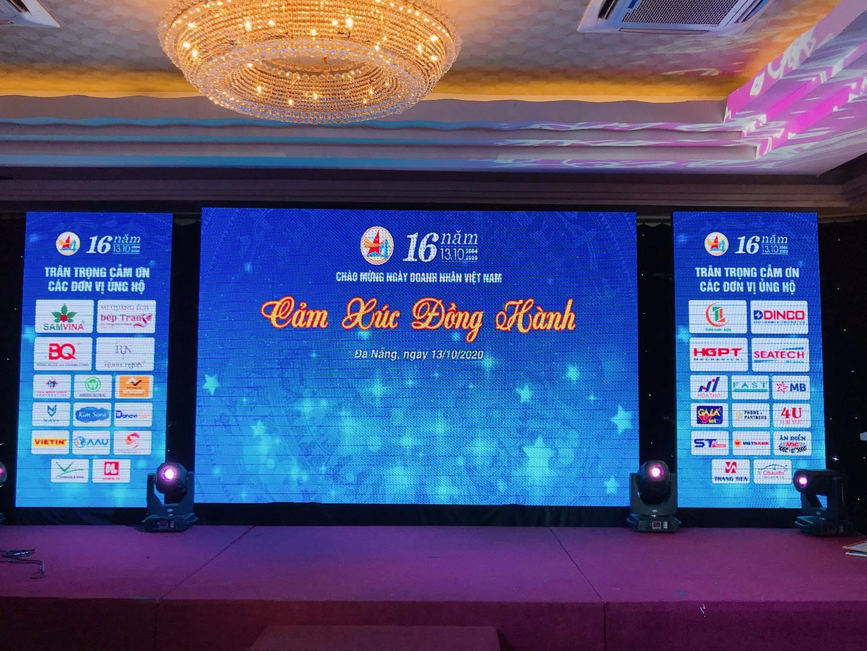 Gala Mừng Ngày Doanh Nhân Việt Nam 13/10/2020 – SẢNH DIAMOND